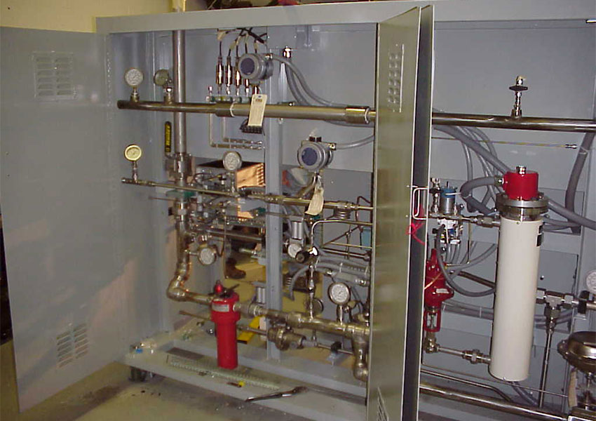 Starter Solenoid Test >> Test Stand | Air Separation Module | Emprise Corporation