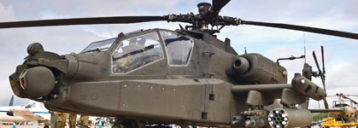 Apache Main Transmission Test Stand