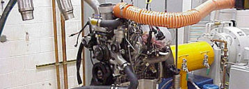 Diesel Engine Test Stands