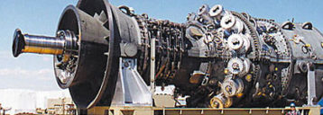 Gas Turbine Test Stands