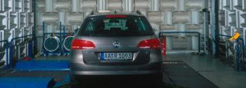 Diesel Emission Test Stands